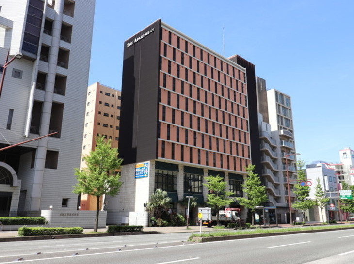 THE APARTMENTのサムネイル